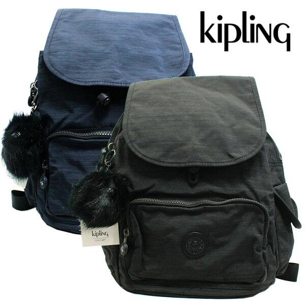 キプリングKiplingリュックサックバックパックレディースk15641母の日ギフト
