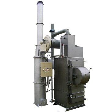 DAITO焼却炉(廃掃法・構造基準適合型) 万能用 水冷式型 IHJ2-600N 【送料無料(北海道・沖縄・離島は除く)・代引不可】