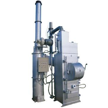 DAITO焼却炉(廃掃法・構造基準適合型) 水冷式 ハイブリッドボイラー型 IHB2-600N 【送料無料(北海道・沖縄・離島は除く)・代引不可】