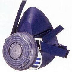 シゲマツ 取替え式半面形防じんマスク DR31C2