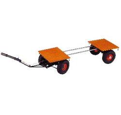 伸縮式小型馬力車・S型