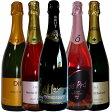 豪華クレマン入り ロゼ2本入りの全てシャンパン製法 スパークリング5本セット第12弾 スペインワイン ワインセット 送料無料 送料込み ワイン セット wine