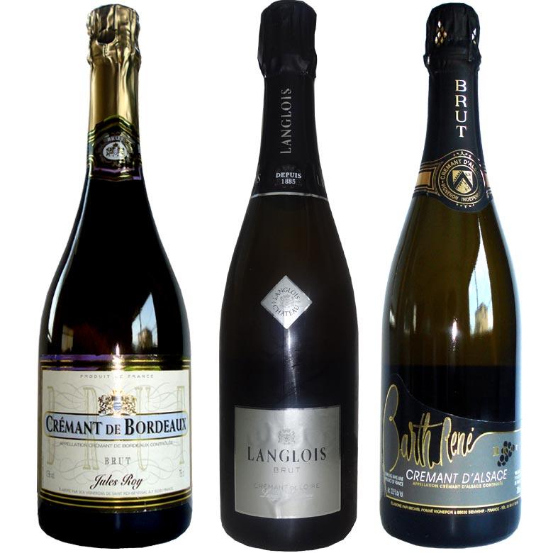 豪華な泡で乾杯!スパークリングワイン5本セット