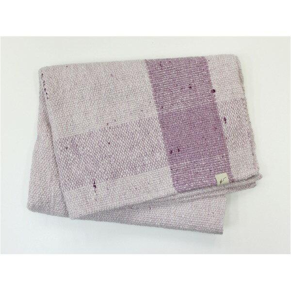 fuwa・fuwanoバスタオル 紅紫