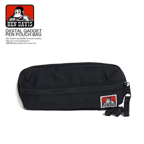 筆記具, ペンケース  BEN DAVIS DIGITAL GADGET PEN POUCH BAG bdw-8094 bendavis