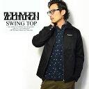 ゼファレン ZEPHYREN SWING TOP【メンズ アウター ジャケット スウィングトップ】【 ...