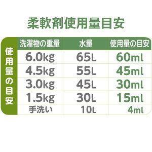【送料無料】ファーファココロ洗たく用洗剤+柔軟剤各500mlセット