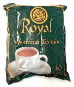 お茶紅茶友好の紅茶インスタント紅茶ミャンマー産品【ビルマの紅茶】本場英国風インスタント紅茶30ティバッグ入り約300gr袋