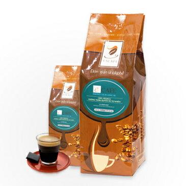 歳末感謝セール35%OFFDL【ベトナムコーヒー】【DAKLAKーE コーヒー】【espresso 用コーヒー】【DAK LAKー焚楽珈琲】南ベトナムの屈指の熱さで有名なDAK LAK県産 500 gr袋