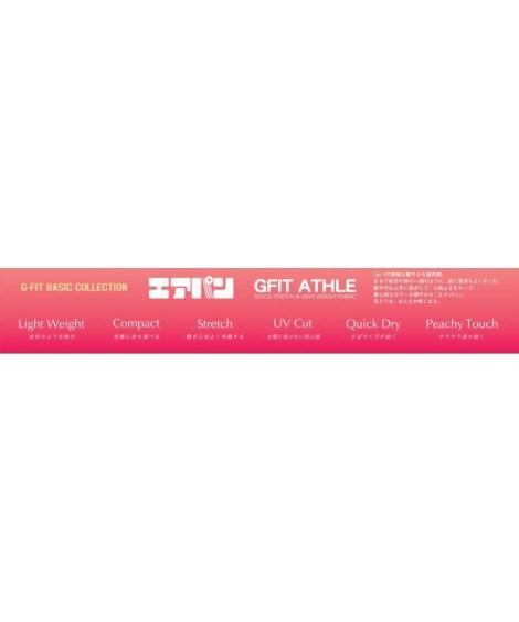 その他のスポーツ・フィットネスウェア|エアパン_スリムカプリパンツ(G−FIT)_M〜LL__ニッセン_nissen