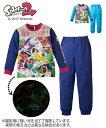 パジャマ・ルームウェア 【スプラトゥーン2】寝ても覚めても光るパジャマ(男の子 女の子 子供服) ニッセン nissen