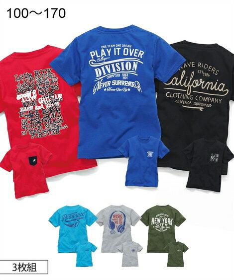 トップス, Tシャツ・カットソー T 3 100110120130cm