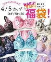 ブラジャーショーツセット (D70/M-F80/L) 【おまかせ 福袋 】グラマーサイズ チュールレ...