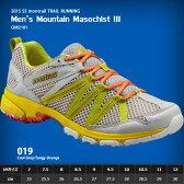 40%OFF【モントレイル】メンズ マウンテンマゾヒストIII★montrail Men's Mountain Masochist III[GM2181]Cool Grey/Tangy Orange【SALE】トレイルランニング シューズ