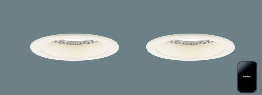 Panasonic(パナソニック)『天井埋込型LED(電球色)ベースダウンライト美ルック(XLGB79022LB1)』
