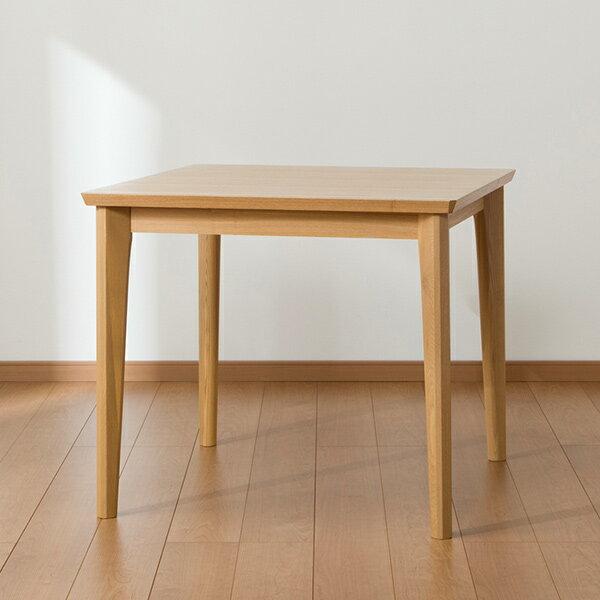 ダイニングテーブルセット(DTロレイン580LBR/DCロレイン2LBR)ニトリ【配送員設置】【5年保証】