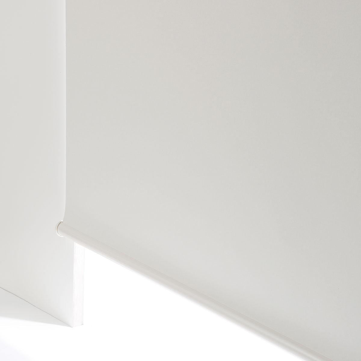 遮光ロールスクリーン チェーン式(ドルフィンWH165X220) ニトリ 【玄関先迄納品】