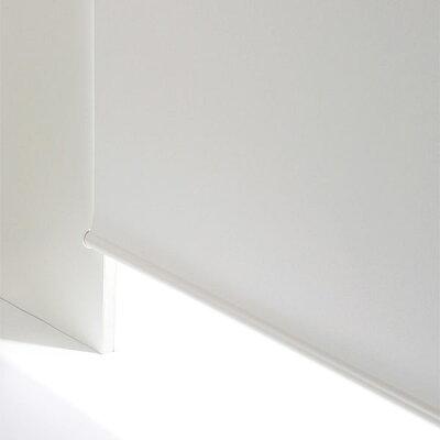 分解するロールスクリーンの商品リンク写真画像:遮光ロールスクリーン(ドルフィンGY60X180)  (楽天ニトリさんからの出展)