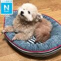 犬・猫用ペットベッド(NクールH ヨット)