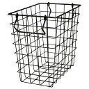 [幅17cm]積み重ねできるバスケット フィロー2(タテハー
