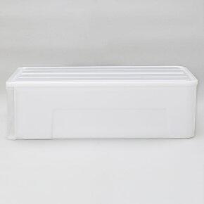 押入れ衣装ケース4個セット(セレスTNWオシイレM)ニトリ【送料有料・玄関先迄納品】【新生活】