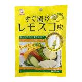 【ニットーリレー】すぐ漬けレモスコ味6g×3袋【2】