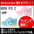 【16時まであす楽対応】CONVERSEコンバースMINIRS2【ワンベルトタイプ仕様】【RCP】キッズシューズ子供用子供靴ベビー靴ベビー用スニーカーシューズ