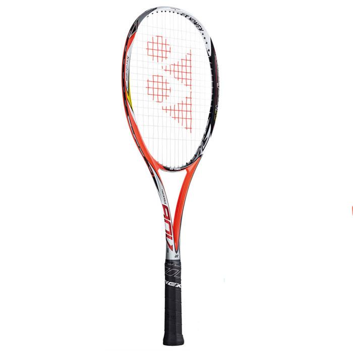 ヨネックス YONEX ソフトテニスラケット 軟式 ネクシーガ 90v NEXIGA 送料無料 nxg90v サイズ:UL1 ラケットのみ