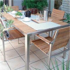 ガーデンテーブル:ライズ ダイニングテーブル TRD-155T[F-250]【あす楽対応不可】【全品送料無...