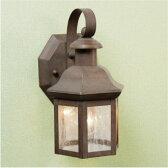 ガーデンライト:アメリカ製ウォールライト-K-9796OB[L-036]【あす楽対応不可】【全品送料無料】