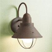 ガーデンライト:アメリカ製ウォールライトK-9022BLD[L-047]【fsp2124-6f】【あす楽対応不可】【全品送料無料】