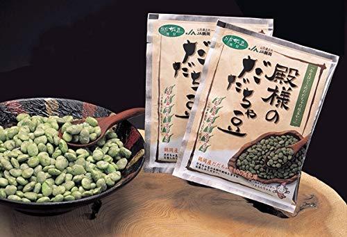 JA鶴岡 殿様のだだちゃ豆 フリーズドライ 10袋セット【送料無料】枝豆 おつまみ 山形県 鶴岡市