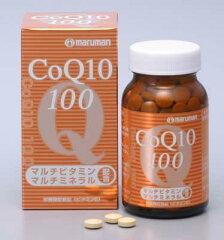 【送料無料】毎日の健康維持や美容に。CoQ10-100(マルチビタミン・マルチミネラル配合) / 180...