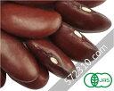 オーガニック・レッドキドニービーンズ 300g 【アメリカ産・赤いんげん豆・有機JAS認証】【ナチュラルキッチン】