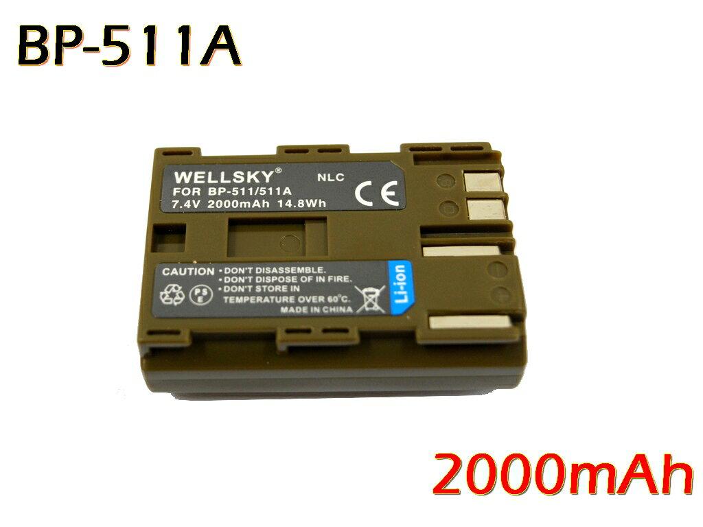 デジタルカメラ用アクセサリー, バッテリーパック BP-511 BP-512 BP-511A BP-514 Canon EOS 5D EOS 50D EOS 10D EOS 20D EOS 20Da EOS D30 EOS 30D EOS 40D EOS-D60 BG-E2N