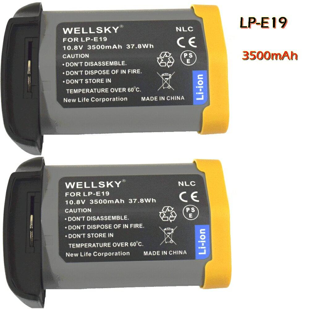 デジタルカメラ用アクセサリー, バッテリーパック LP-E19 LP-E4N LP-E4 2 3500mAh Canon EOS 1D X EOS 1D C EOS 1D X Mark II EOS-1D X Mark III