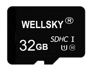 [ 送料無料 ] [ 東芝製チップ ] 採用オリジナルブランド micro SD メモリーカード micro SDHC 32GB Class10 クラス10 UHS-I U1 [ SDカード SDHCカード フラッシュメモリー ] SD / SDHC / SDXC 変換アダプター付き Galaxy s8 s7 Gopro Hero6