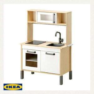 IKEA DUKTIG おままごとキッチン イケアドゥクティグ ミニキッチン おままごと 高さ…