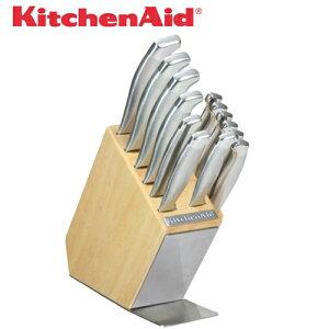 KitchenAid 包丁 セット 14ピース キッチンエイド 14 piece Stainl…