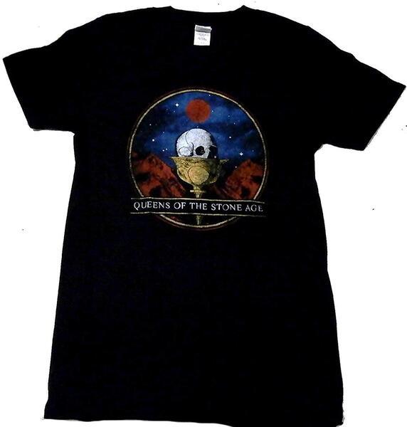 トップス, Tシャツ・カットソー QUEENS OF THE STONE AGECHALICET