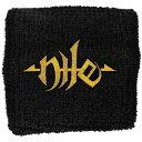 【NILE】ナイル「LOGO」リストバンド