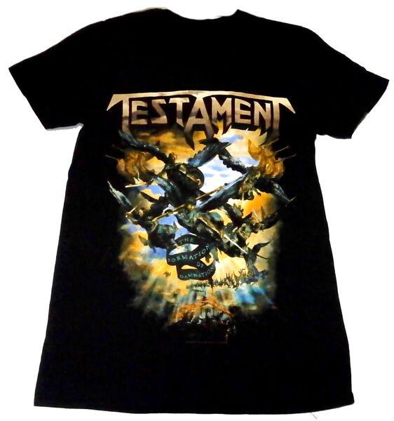 トップス, Tシャツ・カットソー TESTAMENTTHE FORMATION OF DAMNATIONT