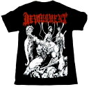【DEVOURMENT】デヴォアメント「BUTCHER THE WEAK」Tシャツ