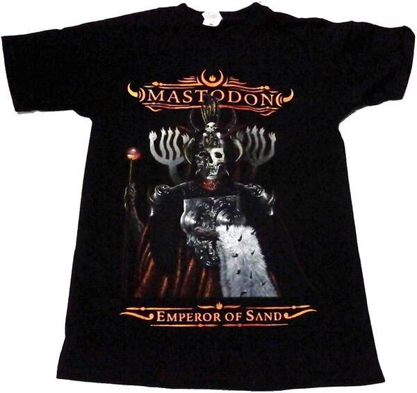 トップス, Tシャツ・カットソー MASTODONEMPEROR OF SANDT