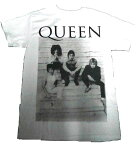 【QUEEN】クイーン「STAIRS WHITE」Tシャツ