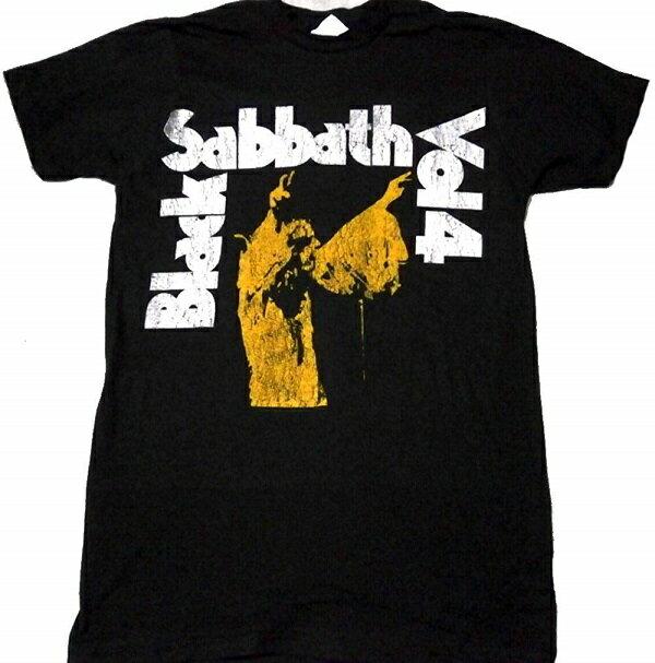 トップス, Tシャツ・カットソー BLACK SABBATHvol.4 VINTAGET