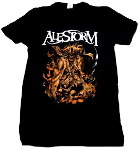 【ALESTORM】エイルストーム「WE ARE HERE TO DRINK YOUR BEER!」Tシャツ