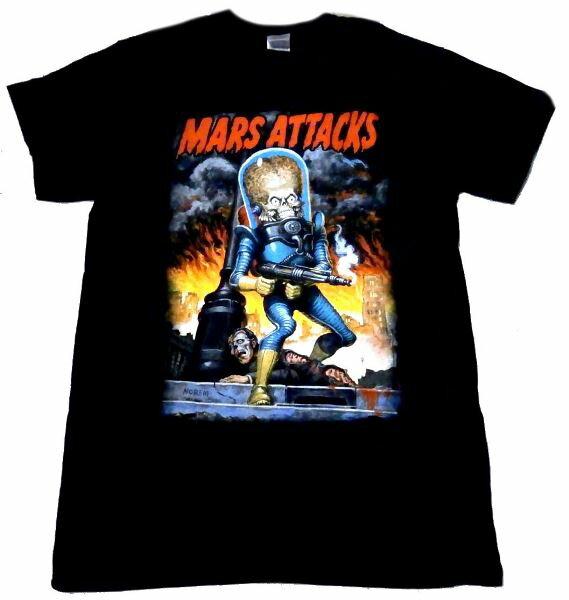 トップス, Tシャツ・カットソー MARS ATTACKSCity DestructionT