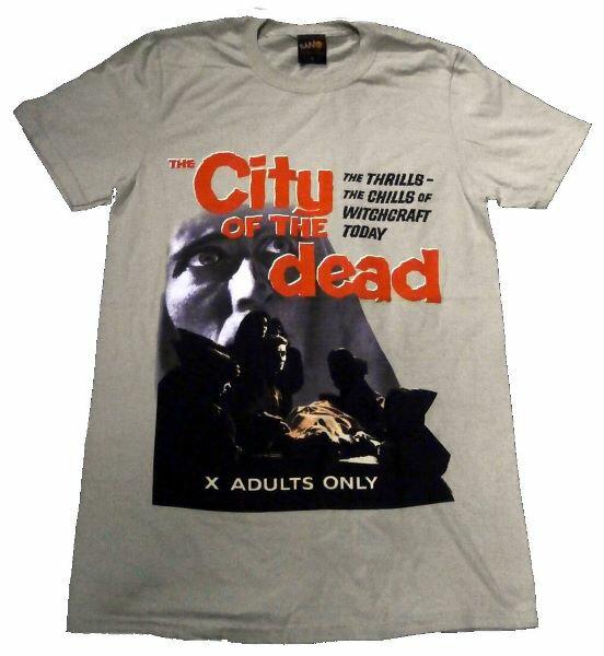 トップス, Tシャツ・カットソー CITY OF THE DEAD T