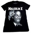 【MALCOM X】マルコムX「POINTING」Tシャツ